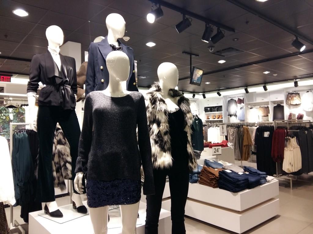 Coleção Inverno H&M Vancouver 2015