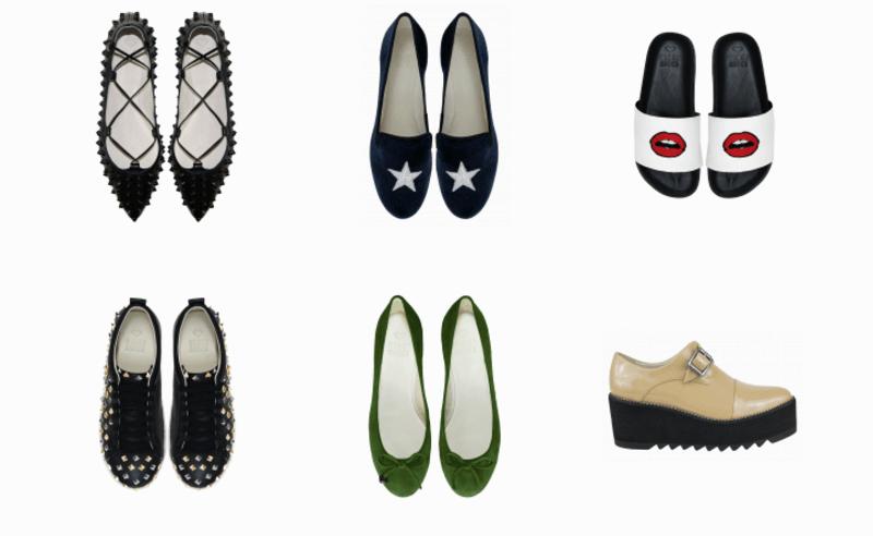 vamos falar sobre sapatos