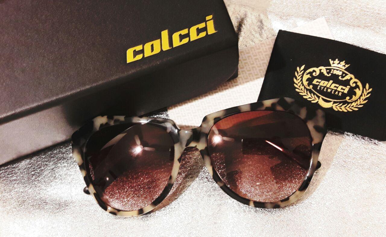 Oculos Colcci Tartaruga