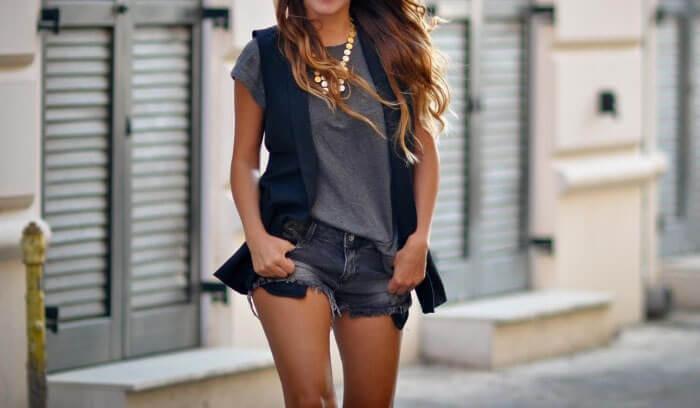 maxicolete short jeans