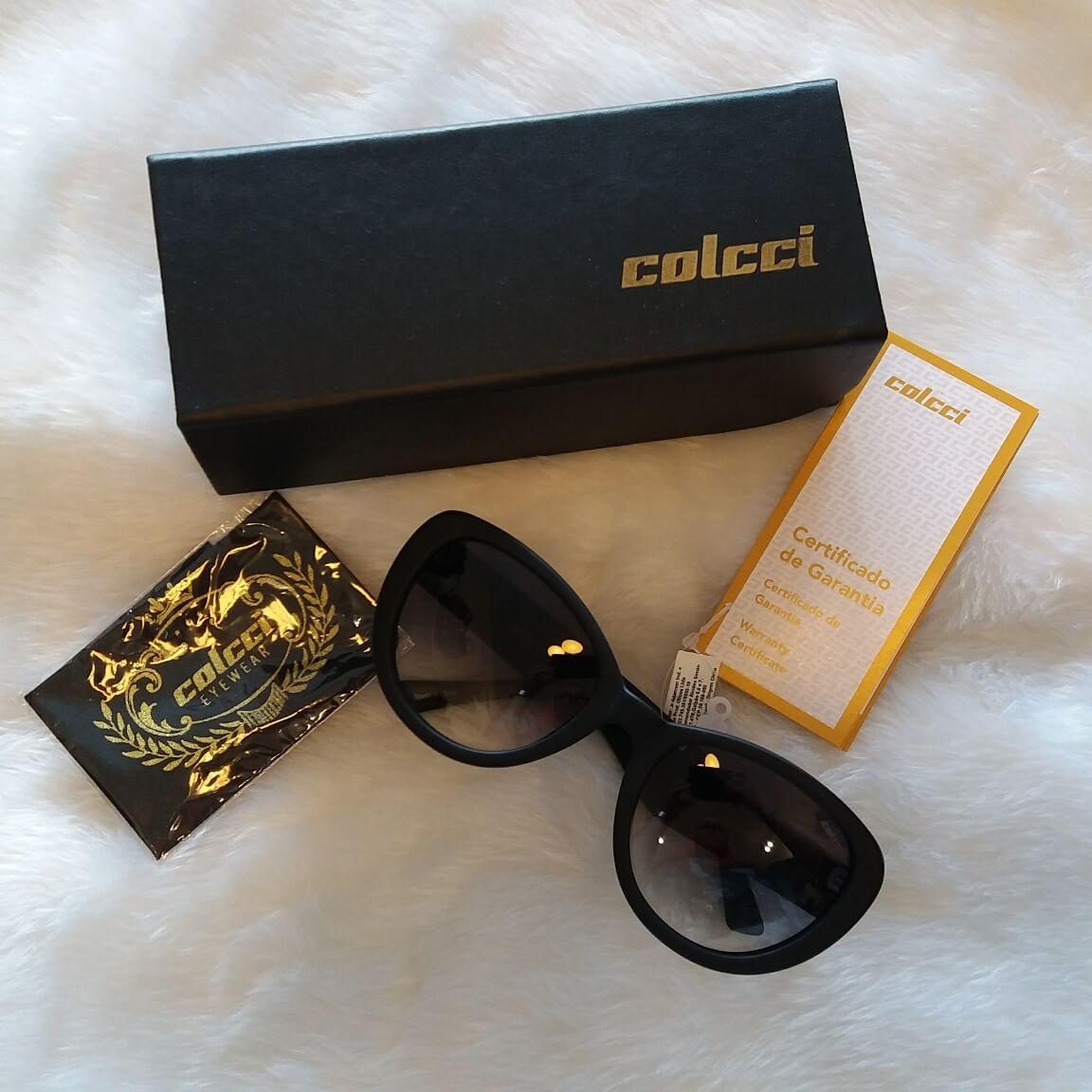 98fcba6ab oculos-colcci-preto-fosco