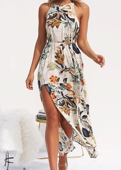 Vestido Midi